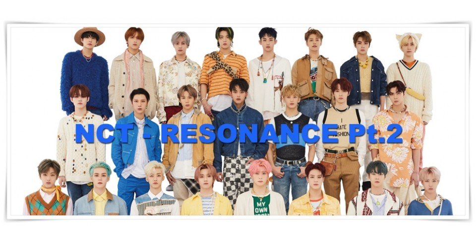 NCT 2020 - RESONANCE PT. 2 (DEPARTURE VERSION)