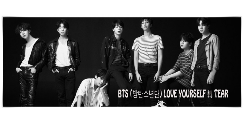 BTS (방탄소년단) - LOVE YOURSELF 轉 'TEAR'