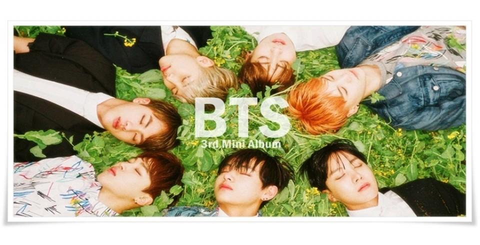 BTS (방탄소년단) - MOOD FOR LOVE PT. 1 (WHITE VERSION)