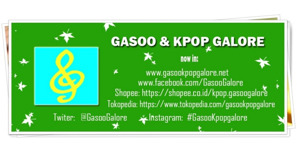 GASOOGALORE NOW IN