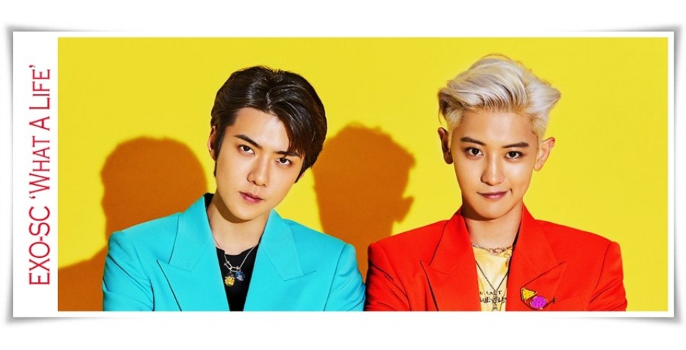 EXO - SC - WHAT A LIFE (RANDOM VERSION)