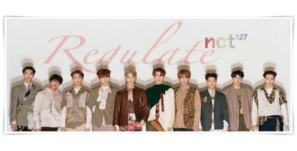 NCT 127 - REGULATE (RANDOM VERSION)