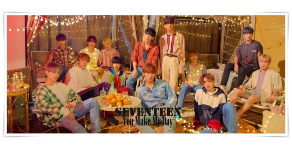 SEVENTEEN - YOU MAKE MY DAY (MEET / FOLLOW / SET THE SUN VER.)