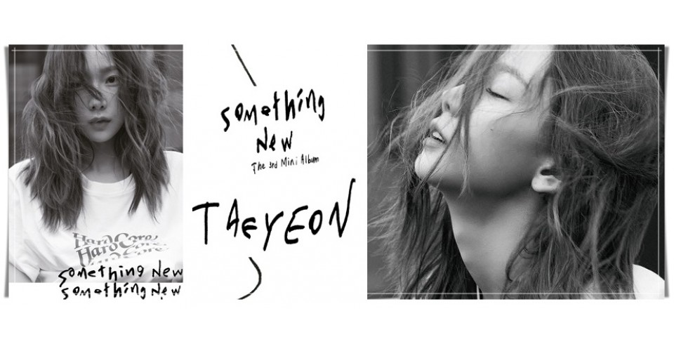 TAEYEON (SNSD) - SOMETHING NEW