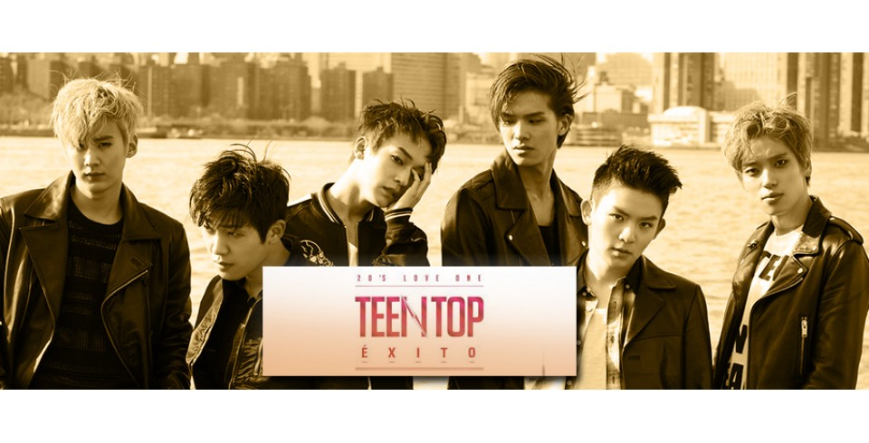 TEEN TOP - EXITO