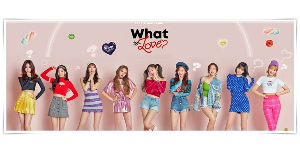TWICE - WHAT IS LOVE? (A VER. / B VER.)