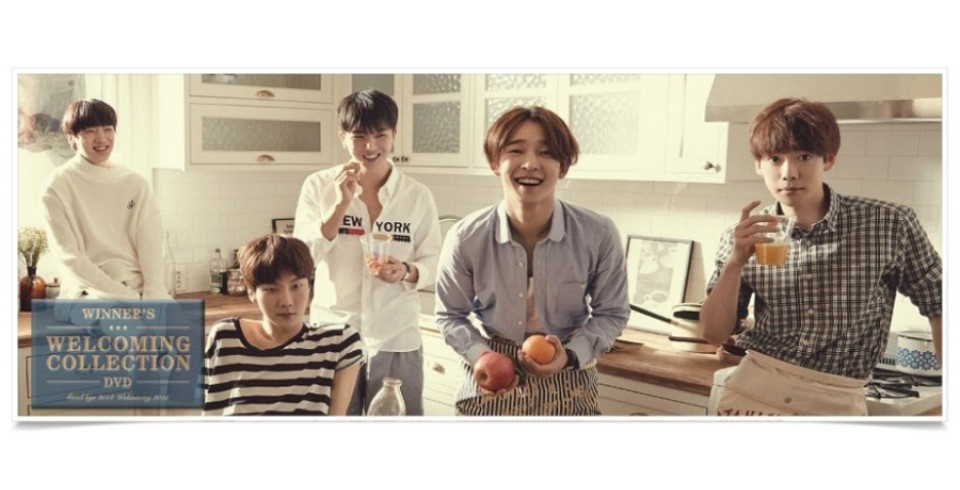 WINNER - WELCOMING COLLECTION