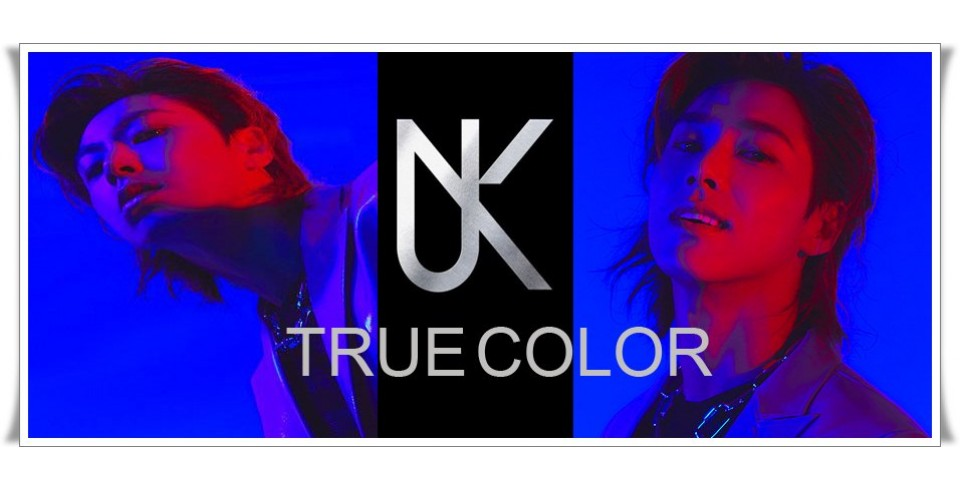 U-KNOW (TVXQ) - TRUE COLORS