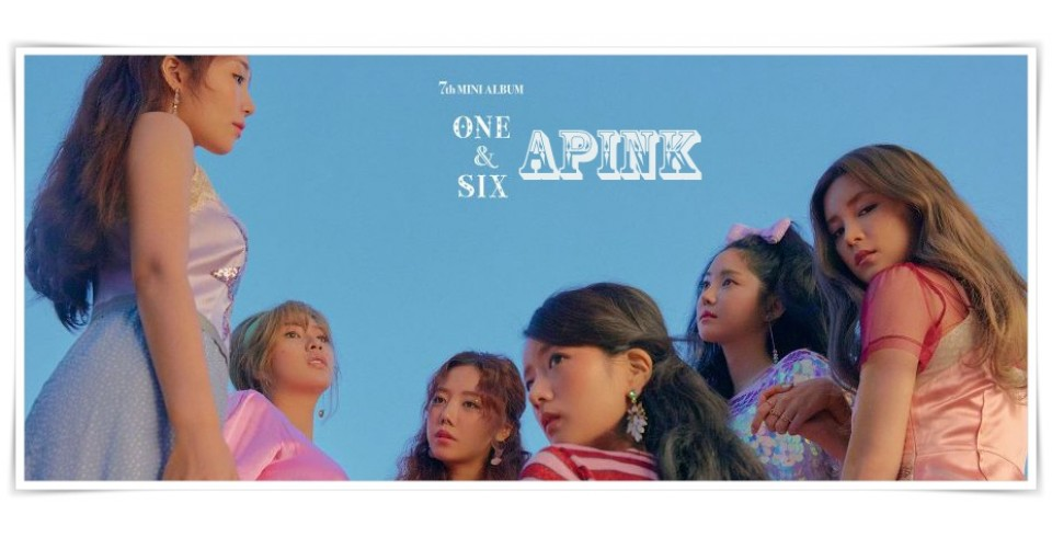 APINK - ONE & SIX (ONE VER. / SIX VER.)