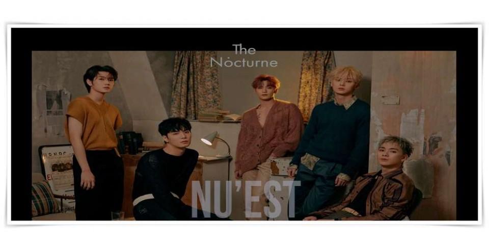 NU'EST - THE NOCTURNE NO. 1