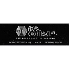 EXOPLANET #1 ~ THE LOST PLANET in JAKARTA