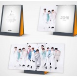 WANNA ONE - LOTTERIA X WANNA ONE 2018 DESK CALENDAR