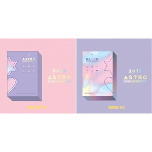 ASTRO - 2019 Season's Greetings (Sunny Day Ver./Holiday Ver.)