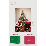 MXM (BRANDNEW BOYS) - 2019 Season's Greetings (Wish Ver. / Merry Ver.)