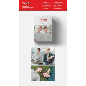 TVXQ - 2020 Season's Greetings