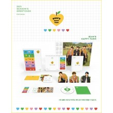 B1A4 - 2021 Season's Greetings