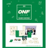 ONF - 2021 Season's Greetings