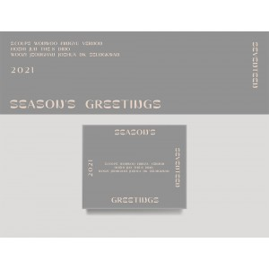SEVENTEEN - 2021 Season's Greetings
