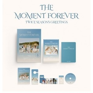 Twice - 2021 Season's Greetings [THE MOMENT FOREVER]
