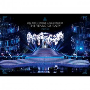 SHIN HYESUNG (SHINHWA) - The Year's Journey Concert CD