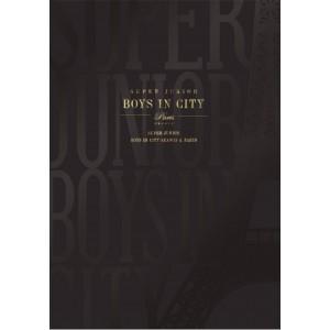 Super Junior - Boys in the City 4 Paris (Special Edition)