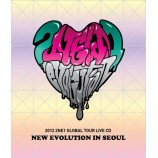 2NE1 - 2012 2NE1 Global Tour  NEW EVOLUTION in SEOUL