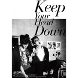 TVXQ - Keep Your Head Down (Special Edition)