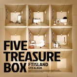 FTISLAND - Five Treasure Box