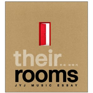 JYJ  - Their Rooms: Our Story