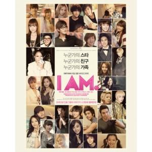 SM Town - 2011 Madison Square Garden : I AM DVD