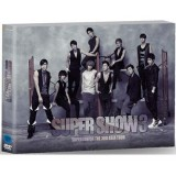 Super Junior - Super Show 3 DVD