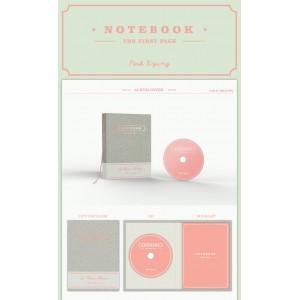 PARK KYUNG (Block B) - Notebook