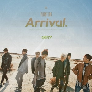 GOT7 - FLIGHT LOG : ARRIVAL (RANDOM Version)