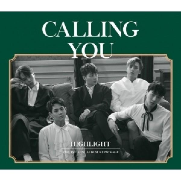 CD+Booklet+Photocard+Poster NEW HIGHLIGHT ONE LEE GI KWANG 1st Mini Album