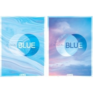 B.A.P - BLUE (A / B Version)