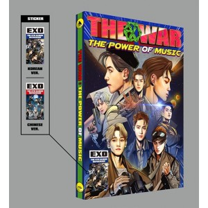 EXO - The War: The Power of Music (Korean / Chinese Version)
