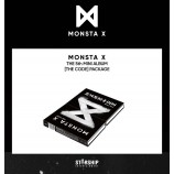 Monsta X - THE CODE (Protocol Terminal Ver. + De:Code Ver. / IN SET)