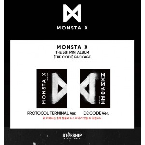 Monsta X - THE CODE (Random Version)