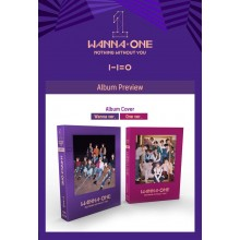 WANNA ONE - 1-1=0 Nothing Without You (Wanna Ver. / One Ver.)