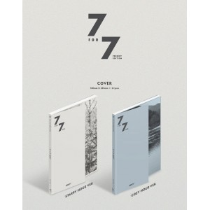 GOT7 - 7 FOR 7 PRESENT EDITION (RANDOM Version)