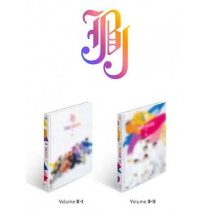 JBJ - TRUE COLORS (Volume 2-1 / Volume 2-2)
