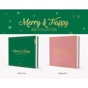 Twice - Merry & Happy  (RANDOM Version)