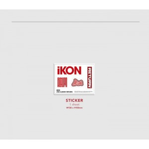iKON - RETURN (Red Version)