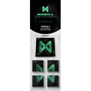 Monsta X - THE CONNECT : DEJAVU (Ver. I / II / III / IV)