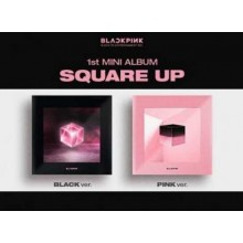 Blackpink - SQUARE UP (Black / Pink Version)