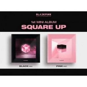 Blackpink - SQUARE UP (Black / Pink Version)