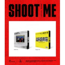 DAY6 - Shoot Me: Youth Part 1 (Bullet Ver. / Trigger Ver.)