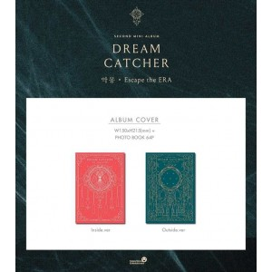 DREAMCATCHER - ESCAPE THE ERA (Inside Ver. / Outside Ver.)