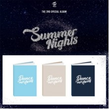 Twice - Summer Nights (A / B / C Version)