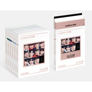 WANNA ONE - 01÷χ=1 UNDIVIDED (Wanna One/Triple Position/Lean On Me/The Heal/No.1/Art Book)